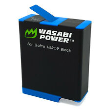 Wasabi Power Battery for GoPro HERO9 Black