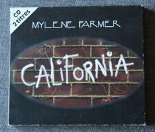 CD de musique digipack mylène farmer
