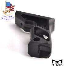 US M-lok Angled Vertical Foregrip Forward Skeletonized Grip For Handguard Rifle