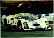 Cartolina Scuderia Porsche Non Viaggiata