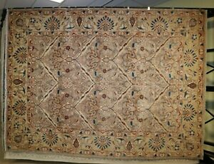 """8'10"""" x 12'0"""" ft. Oushak Hand Knotted Oriental Wool Rug"""