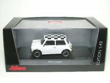 Mini Cooper (White/Black)