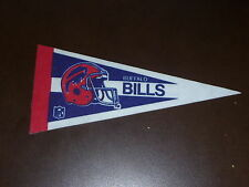 1990'S Buffalo Bills Mini Pennant Very Colorful