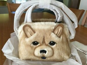 Kate Spade Year of the Dog Chow Chow Lottie Small Satchel PXRU8330