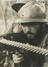 Soldat français, 1940 Vintage silver print Tirage argentique  13x18  Circa