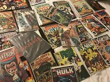 Marvel, DC, Indie Comic Grab Bag - Silver Age To Modern