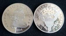 MONEDA 1 OZ. LIBERTY 1804  PLATA  UNITED STATES OF AMERICA (R)