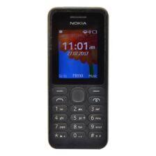 Nokia 130 Unlocked Sim-Free Single Sim Cheap Compact Simple Mobile Phone Black