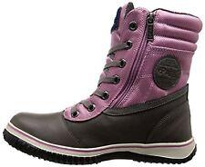 New Pajar Women's Leslie Boot pink/gray waterproof  winter  sz  EUR 38 US 7-7.5