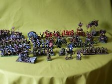 WARHAMMER ORCS GOBLINS ARMY SOME VINTAGE - MANY UNITS TO CHOOSE FROM