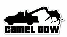 CAMEL TOW Self Adhesive Vinyl Car Sticker/Decals/Graphics by Stickers4
