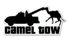 Camel Remolque Auto Adhesivo Vinilo coche sticker/decals/graphics por stickers4