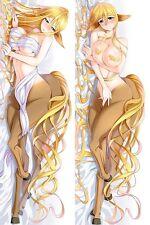 Anime Dakimakura Monster Musume no Iru Nichijou Centorea Hug Body Pillow Cover