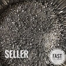More details for fine silver 999 casting grain, jewellery, silversmith, investment -100g