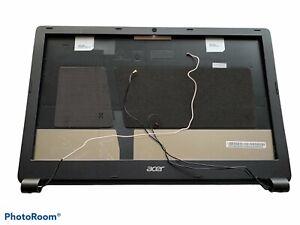 Acer E1-532 E1-572 P255 LED LCD Back Cover Top Rear Lid Bezel WiFi Antennas