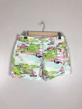 Criwn & Ivy Patterned Shorts, Size 0P, NWT
