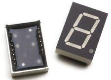 Broadcom HDSP-C8A3 7-Segment LED Display, CC Red 18.2 mcd RH DP 20.3mm