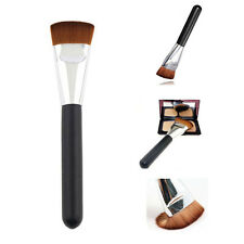 Contorno Fundación Bronzer búfer plana Maquillaje Cepillo