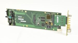 Evertz 7800IDA8-3G+IG+UMX 3G/HD/SD-SDI Intelligent 1x8 Distribution Amplifier