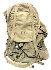 Us Army Mountain Rucksack 1942 Ww2 Wwii Original