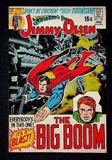 DC Comics Jimmy Olsen Volume 1 #138 1971 VF- 7.5 Jack Kirby Art LI-01