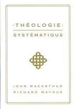 Systematic Theology John MacArthur FREL148.1