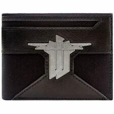 ATTACCO su Titano BADGE ANIME Porta Carte Di Credito Viaggio Pass OSTRICA Wallet
