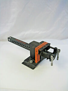 """19-1/8"""" Long Metal Black & Decker Woodworking Quick Vice Clamp Number 79-080"""