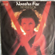 "7"" 70s RARE NOOSHA  FOX : The Heat Is On  ( MINT- }"