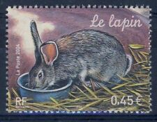 TIMBRE FRANCE NEUF N° 3662 ** FAUNE - LE LAPIN