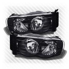 Klarglas Scheinwerfer black Dodge Ram 1500 Bj 2002-2005 Pickup >>> LAGERWARE <<<