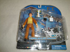E.T. ACTION FIGURE INTERACTIVE KEYMAN WITH NET LAUNCHER