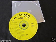 SALT 'N' PEPA 'NONE OF YOUR BUSINESS' 1993 ADVANCE CD SINGLE
