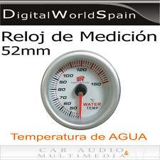 RELOJ DE MEDICION TEMPERATURA DE AGUA PARA SALPICADERO DIAMETRO 52mm