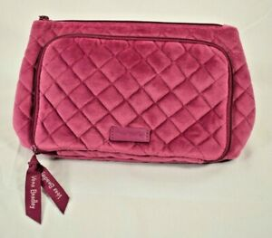 Vera Bradley Quilted Compact Organizer - Majestic Magenta - New w/Tags