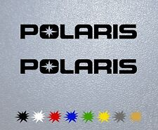ATV STICKER Polaris PEGATINA DECAL VINYL Quad, Snowmobile