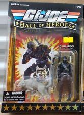 "G.I. Joe 25th Hall of Heroes: Snake Eyes Ninja Commando w/Timber 3.75"" Figure"