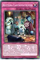YU-GI-OH! ROTTURA FANTASMATRUCCO WSUP-IT043 SUPER RARA