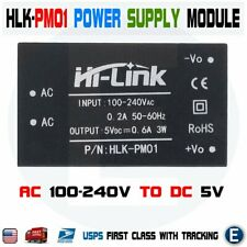HLK-PM01 AC 110V - DC 5V Step Down Buck Isolated Power Supply Module Low Noise