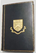 Stories of the Victoria Cross (Lovely Leather binding), Mundell, Frank