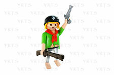 YRTS 5137 Playmobil - Pirata con Trabucos ¡New!