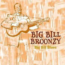 Big Bill Broonzy, Broonzybig Bill - Big Bill Blues [New CD]