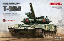 Meng Model TS-006 1/35 Russian Main Battle Tank T-90A