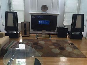 Apogee Stage Mini-Grand speakers-Reduced 10%