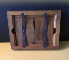 Wooden Printing Frame 5x7 For PlAtinum & Other Darkroom Processes