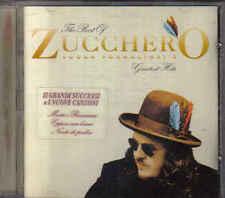 Zucchero Sugar Fornaciari-The Greatest Hits cd Album
