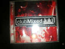 "RARE 2 CD Set ""Club Mixed Volume 1"" 24 worlwide club anthems   Navarre Music"