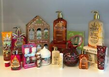 Hempz Holiday Edition Products (lip balm, moisturizer, souffle, butter, mask)