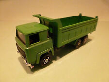 PLAYART SCANIA? 141 V12 TRUCK - TIPPER KIPPER - GREEN 1:60?- EXCELLENT CONDITION