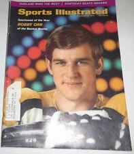 Sports Illustrated Magazine Boston Bruins Bobby Orr December 1970 071414R